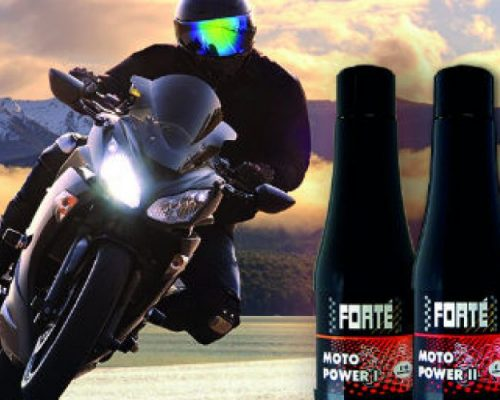Forte Moto Power and Bike