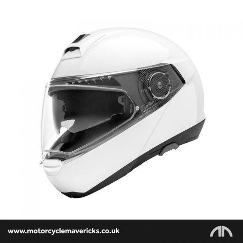 Schuberth-C4-Pro-Gloss-White-Helmet