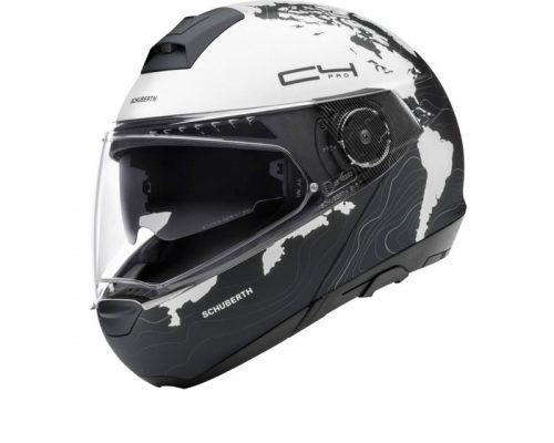 Schuberth-C4-Pro-Magnitudo-White-Helmet