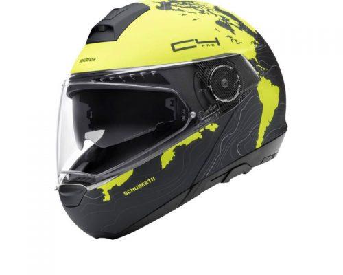 Schuberth-C4-Pro-Magnitudo-Yellow-Helmet